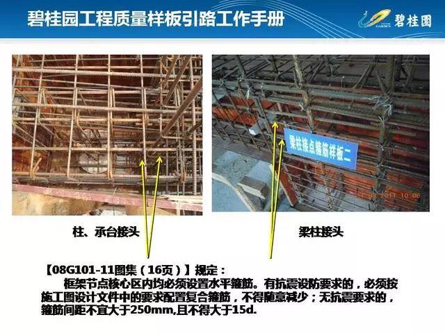 碧桂园工程质量样板引路工作手册,附件可下载!_21