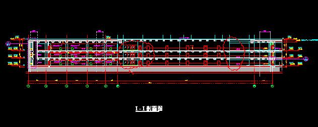 华东设计院——26层商业办公综合体广场归档施工图