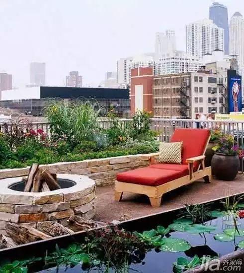 """158款·精致阳台改造案例,小阳台也有""""花园梦""""!_40"""