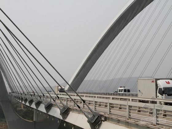 大桥拱肋钢混凝土连接段施工技术方案(组拼焊接 混凝土浇注)