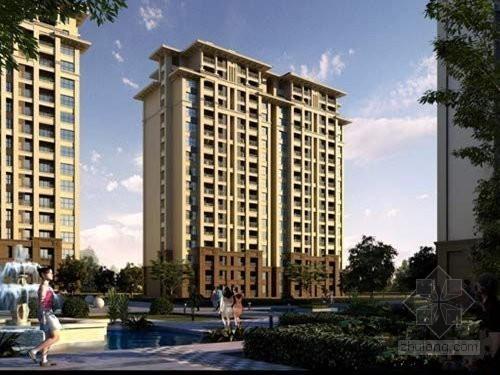 [西安]高层住宅工程监理规划(3栋29层)