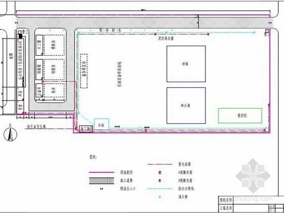 [四川]市政道路工程投标施工组织设计195页(道路 排水 路灯 绿化)