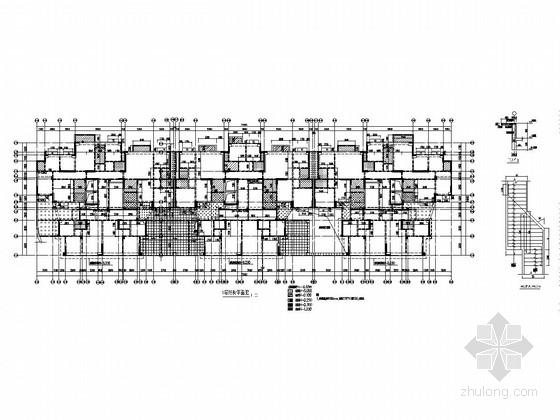 [成都]16层剪力墙结构住宅结构施工图