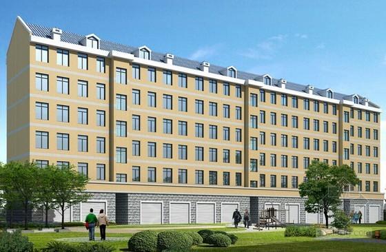 [毕业设计]安徽某住宅楼建筑工程量计算及清单报价书(全套报表60页)