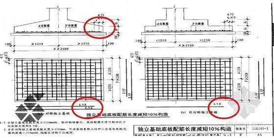 建筑工程钢筋翻样详细讲解培训手册(123页,图文)-独立基础