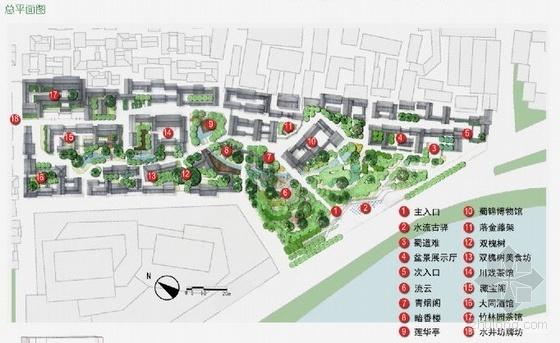 锦官驿 忆锦官——成都锦官驿历史文化街区景观规划设计