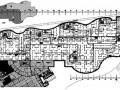 大型住宅与商业建筑群全套电气施工图114张(3栋高层、沿街商业、地下室)