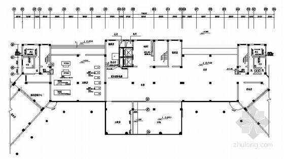 配电房电气设计图纸