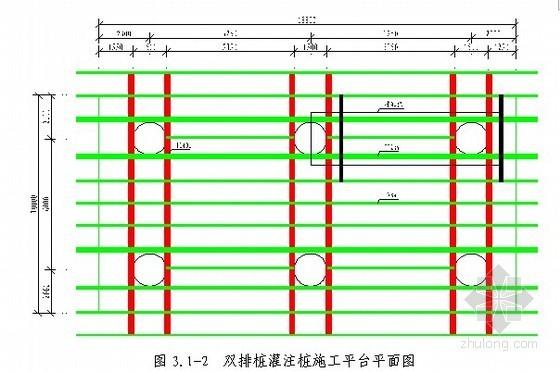 [福建]石化码头海上钻孔灌注桩基础施工方案
