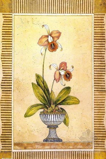花卉植物装饰画