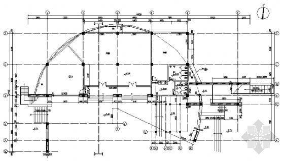 九龙基地服务楼建筑施工图-3