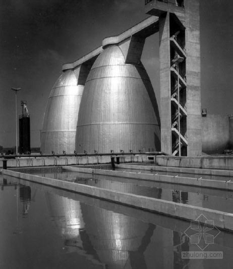 污水处理厂污泥厌氧消化技术与设备