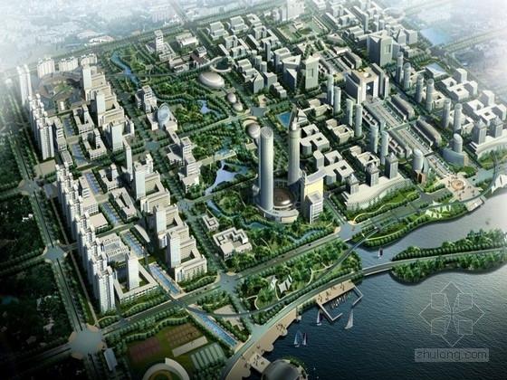 [吉林]城市综合体及单体设计方案文本