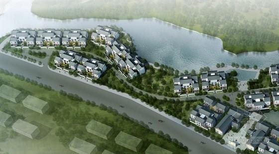 [河南]某新中式风格别墅区规划设计方案文本