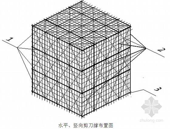 [北京]研究中心工程高支模支撑架安全施工方案