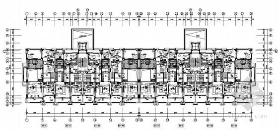[无锡]会所暖通设计施工图(地源热泵)
