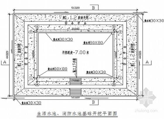 [海南]学校设备房基坑支护施工方案