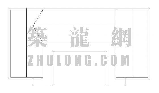 管理房及厕所建筑施工图-2