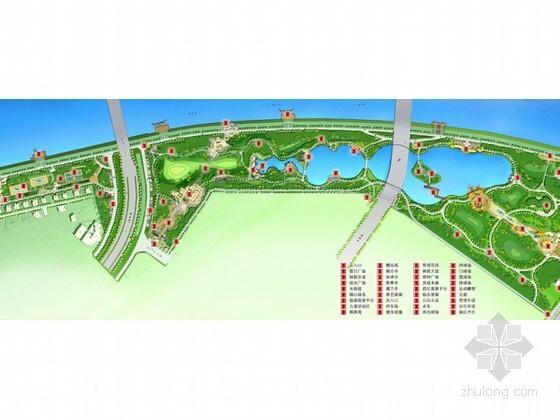 [金华]临水公园景观概念设计方案