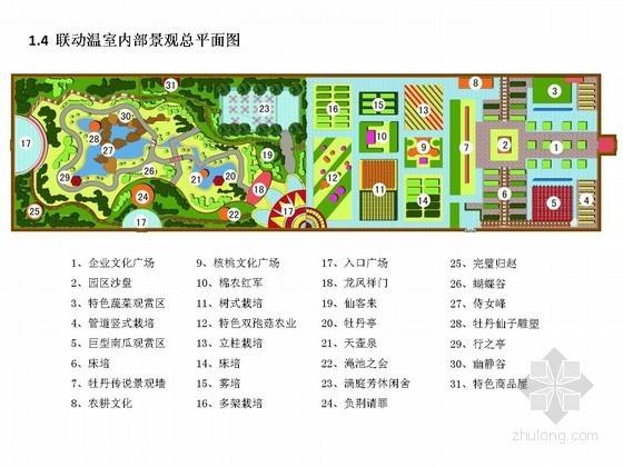 [古县]温室公园景观设计方案