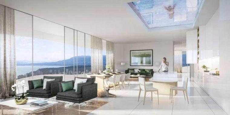 一栋住宅十年设计,这可能是世界上最梦幻的公寓楼_44