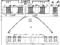 现代时尚中环商业区写字楼设计施工图(附效果图+材质表)