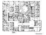 [浙江]时尚KTV设计CAD施工图(含实景图)