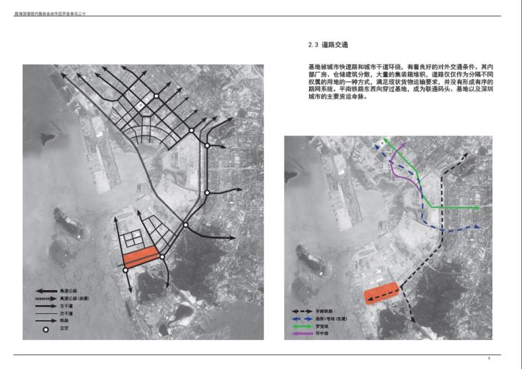 前海深港现代服务业合作区开发设计方案