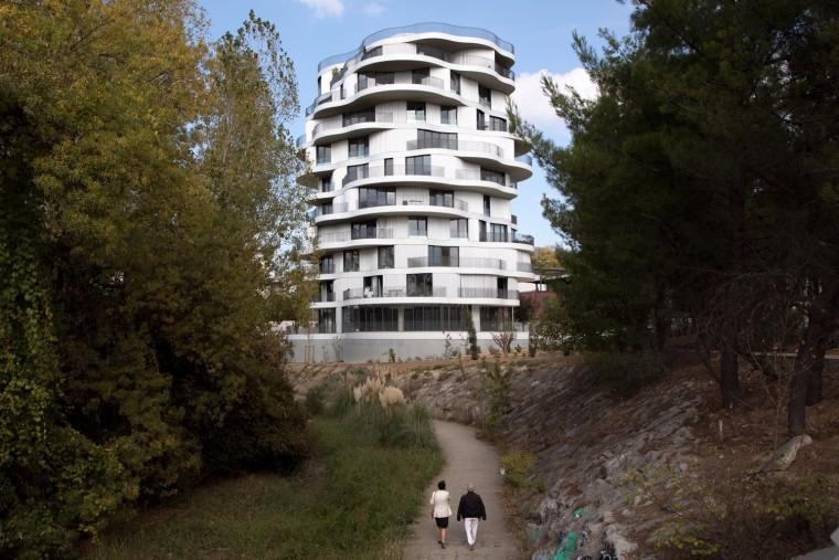 法国蒙彼利埃女神公寓
