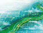 """[湖南]""""城市双修""""生态海绵建设标杆示范区城市河道景观设计全套施工图(附实景图)"""