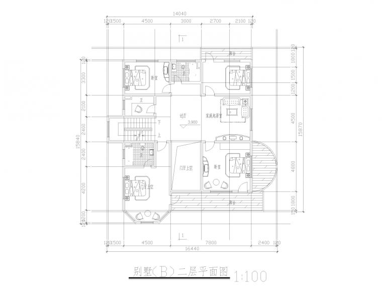 新农村建设全套建筑图_8