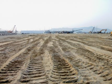 农村路面修资料下载-浅谈农村公路砂砾垫层施工技术