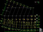 框架结构办公楼施工图