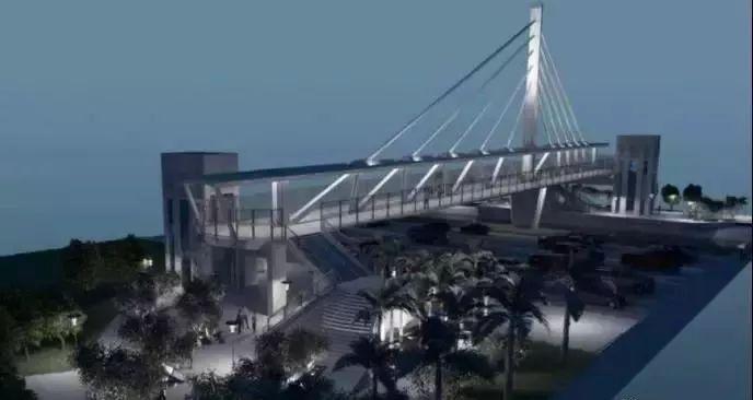 9000万元造一座过街天桥,竟然说塌就塌?!