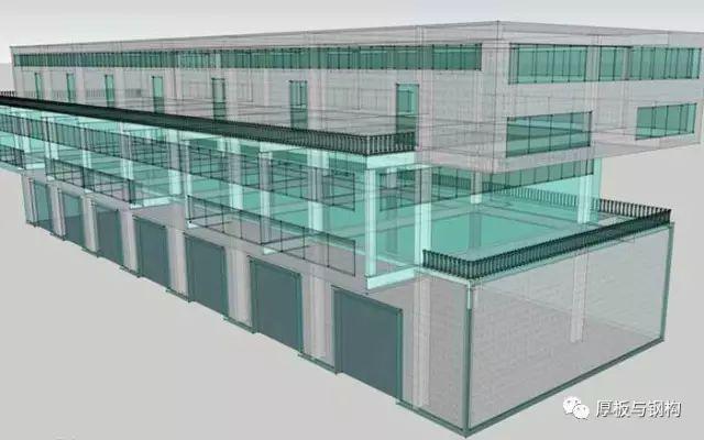 如何对高层建筑物的钢结构进行抗震设计?