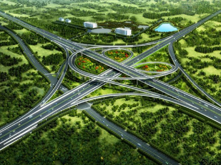 G104京福线界改建工程互通立交交通组织方案