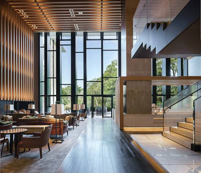 日式酒店设计,让人惊叹的细腻与精致!