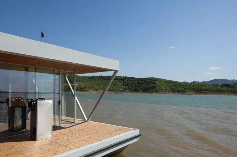 超美的水上筏式酒店设计,美出了新高度_36