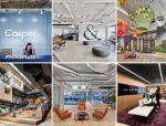 最受欢迎的 25 个办公室设计, 微软、Adidas、Airbnb、Adobe...