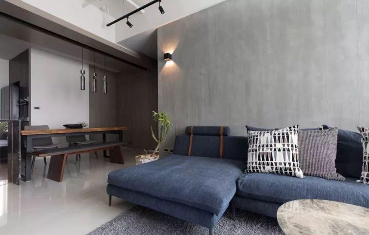 2019年灰色的最新家装设计搭配_6