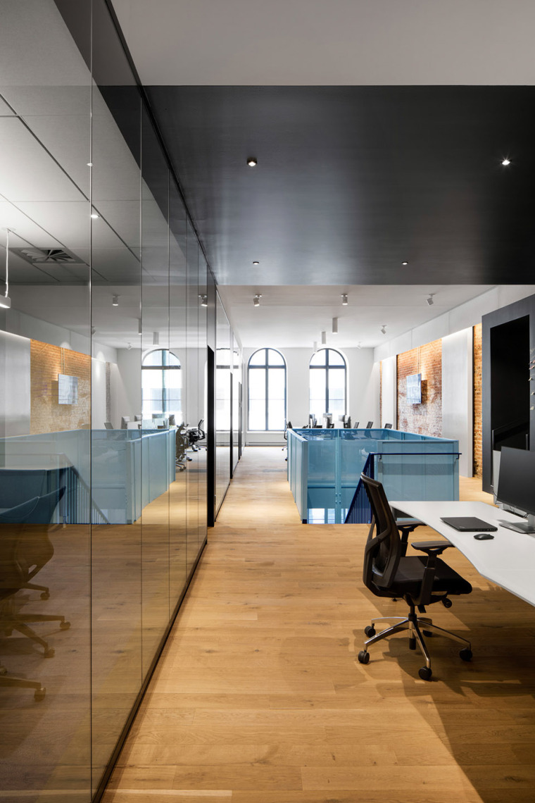 加拿大AdGear总部办公楼-5
