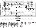 办公楼框架结构施工图(CAD,17张)