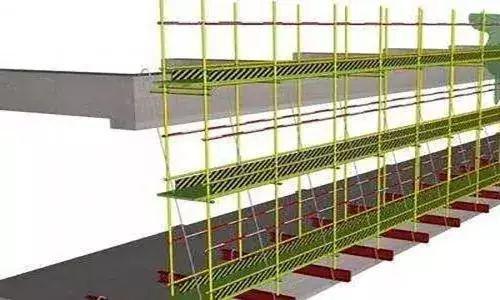 BIM技术在基坑与脚手架施工中的运用与分析_12