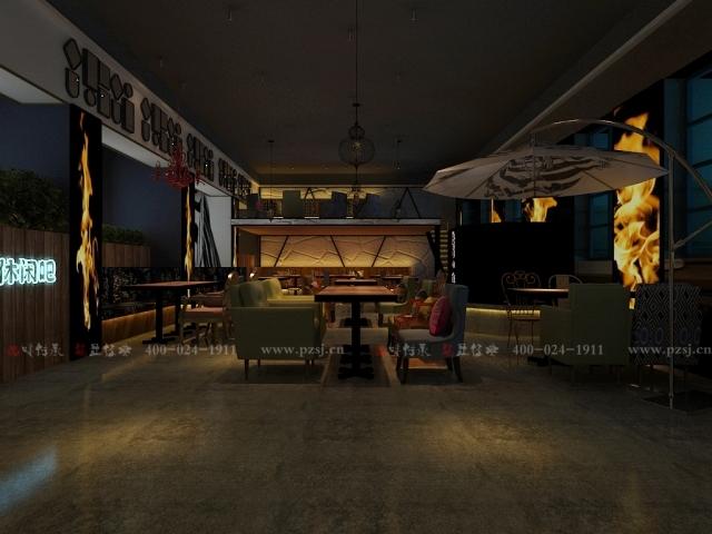 沈阳市中山路热情的斑马艺术休闲吧项目设计效果图震撼来袭-7.jpg