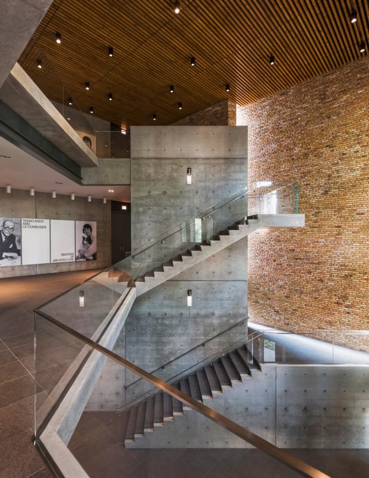 芝加哥赖特伍德街展览空间 / 安藤忠雄建筑研究所