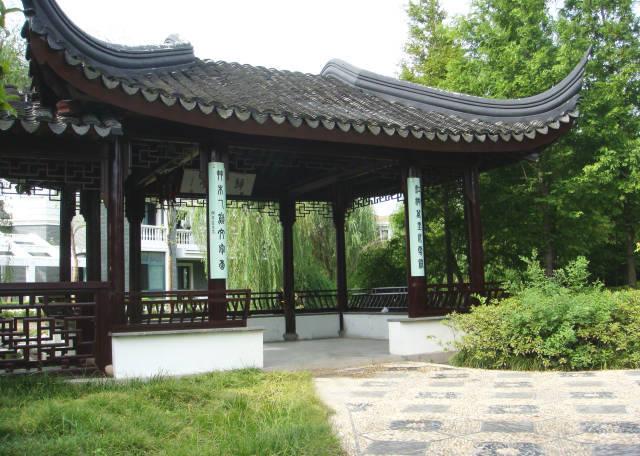 园林景观中仿古建筑的设计标准_7