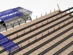 图解钢结构站台雨篷安装流程