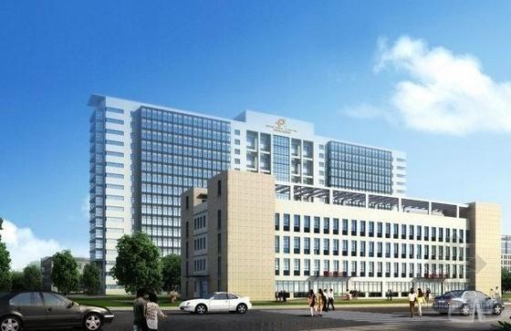[新疆]大型医院标准化建设工程临时用电施工方案63页