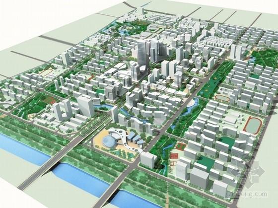 [河南]现代风格城市综合体及单体设计方案文本(100多张方案图)