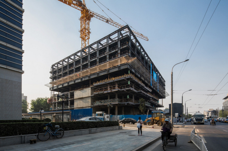 """""""多筒超厚钢板剪力墙与悬挑桁架组合结构""""达到国际先进水平!"""